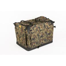 Kenelka, skládací box COOL PET PLUS XL kamufláž 82 x 59 x 59 cm