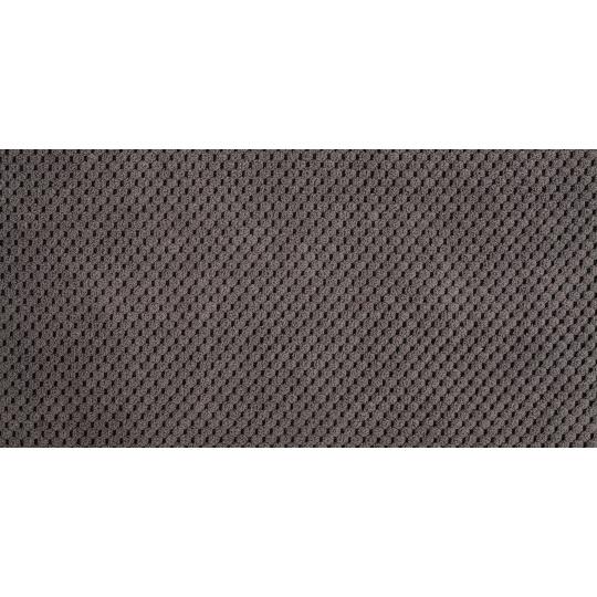 Ortopedická matrace pohodlná ŠEDÝ velur a spodek ekokůže šedá 10 cm silná 4XL120*80cm