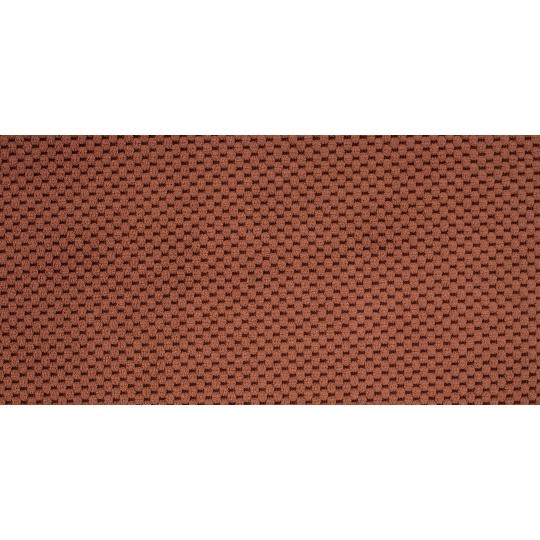 Ortopedická matrace, pelech paměťová pěna hnědý velur a spodek hnědá ekokůže 10cm vysoká  4XL 120x80cm